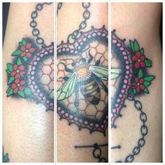 Tattoo by Anna Waychoff Senzala Tattoo Puerto Rico https://www.facebook.com/anna.waychoff?fref=nf