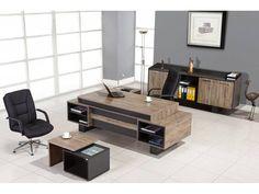 Office Desk Set, White Desk Office, Office Table, Shop Counter Design, Executive Office Desk, Sit Stand Desk, Modern Office Design, Office Workstations, Office Interiors