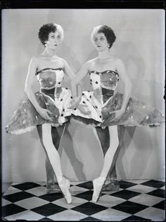 Ballets russes, Jack in the box, 1926