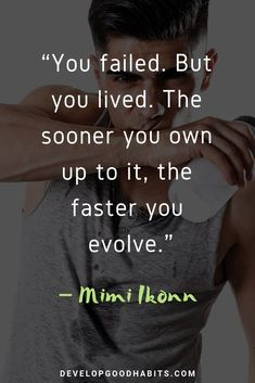 Growth Mindset Quotes of the Day   quotes on failure   quotes on growth and change