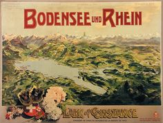 Anonym - Bodensee und Rhein