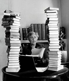 Dame Agatha Mary Clarissa Christie (English cime writer of novels, short stories, and plays)