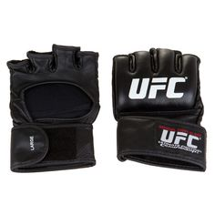 Ufc Ufc Official Fight Glove ($55) ❤ liked on Polyvore featuring accessories, gloves, black, campaign, clickfrenzy, sports, sport gloves, sports gloves, palm gloves and ufc gloves
