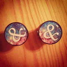 Of Mice & Men galaxy plugs these are amazing <3