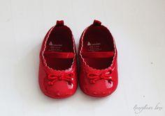 even little girls like red!