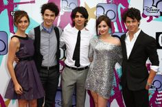 Camp Rock - European TV premiere, at the Royal Festival Hall in London.