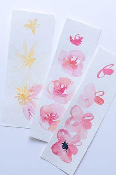 Comment créer un bouquet à l'aquarelle? Astuces et conseils                                                                                                                                                      Plus