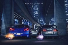 Nissan GT-R vs Toyota Supra