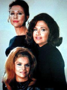Tônia Carrero, Fernanda Montenegro, Nathália Timberg - 1969 Cinema Tv, Cinema Movies, Divas, Broken Leg, Important People, Special People, Hollywood Celebrities, Hollywood Stars, Beauty Women