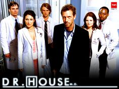 One of my very good friends loves the show House Md. , which is a television show about a cantankerous yet brilliant doctor (named House) . Gregory House, Hugh Laurie, Chicago Fire, Criminal Minds, Ncis, Best Tv Shows, Favorite Tv Shows, Favorite Things, Movies Showing