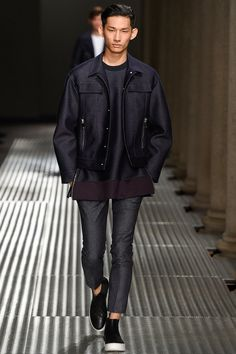 Neil Barrett | Spring 2015 Menswear Collection | Style.com