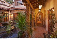 Spanish Revival Interior Design | Spanish Revival Residence - AB Design Studio, Inc.