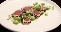 Picture of: Tuna with Wasabi Avocado
