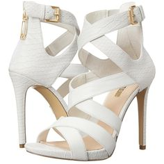 348805e59a2b4f GUESS Abby High Heels ( 120) ❤ liked on Polyvore featuring shoes