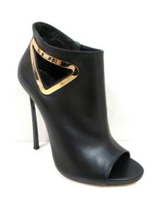 CASADEI Cut Out Boots 6403