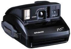 Polaroid one600 Nero
