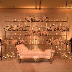 Wedding reception backdrop indian decoration ideas for 2019 Wedding Reception Backdrop, Wedding Stage Decorations, Wedding Mandap, Backdrop Decorations, Wedding Centerpieces, Wedding Table, Backdrop Ideas, Wedding Ideas, Wedding Receptions