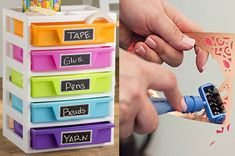 A Tool n' One to complete numerous crafting tasks, including removing excess paper from cutouts and piercing holes in paper.   30 Awesome Products Every Scrapbooking Addict Needs