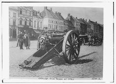 English gun taken at Ypres.