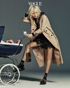 QUEEN MAMA / Vogue Korea 2016