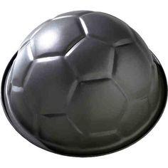 Für alle Fußballfans gibt es jetzt den Fußball zum vernaschen. <br /> Motivbackform mit hochwertiger Antihaftbeschichtung mit Rezeptvorschlag.<br /> <br /> Durchmesser: 22,5 cm<br /> Höhe: 11,5 cm<br /> Fassungsvermögen: ca. 2500 ml<br /> Material: nichtrostender Stahl