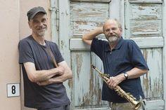 Festival-Organisatoren: Christian Dreher (links) und Ove Volquartz.