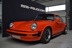 """1976 Porsche 911 """"G"""" - 2.7 MFI #matching numbers"""