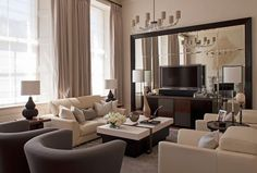 Bayswater Family Home - Living Room - Interior Design by Intarya – Interior Design by Intarya