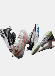 check out 99467 3ea47 Nike React Element 87 Design Release Date - Sneaker Bar Detroit