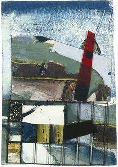 Built up Coast (1960) Peter Lanyon