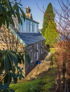 7 bedroom cottage for sale in Alt Ardoch, Lamlash, KA27 Single Bedroom, Double Bedroom, Timber Handrail, Shower Over Bath, Isle Of Arran, Dormer Windows, Roof Window, Black Granite, Bathroom Styling