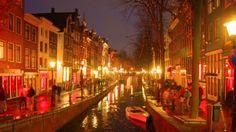 Red Light District e Casa Rosso ad Amsterdam