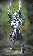 Star Wars Episode 5 Art by Star Wars Artist