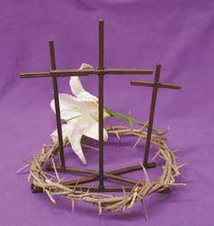 Easter centerpiece.
