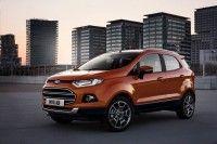 Al Mobile World Congress il debutto europeo del nuovo EcoSport, il SUV Ford a misura di città