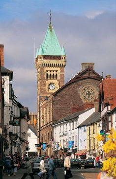 Abergavenny, South Wales