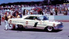 1964 stock car.
