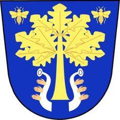 Dub in Prachatice district (South Bohemia), Czechia