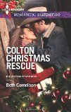 Colton Christmas Rescue by Beth Cornelison