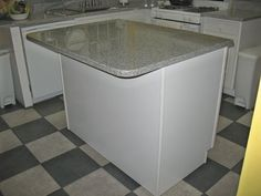 you want your own island make one diy kitchen island, diy, home decor, how to, kitchen design, kitchen island, New Kitchen Island the backing is Dry Erase Board