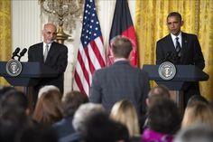 Obama accede a retrasar la retirada de las tropas estadounidenses de Afganistán