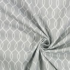 Long Island Tendril 2 - Cotton - grey