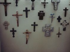 """"""" A series of untitled photographs centered around Christianity taken by Vanessa Magaña. """""""