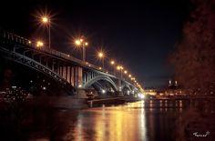 Theodor-Heuss-Brücke made by fotofarmer