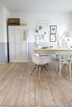 White & Natural | Modern Home Interiors | Contemporary Decor Design #inspiration #nakedstyle