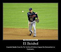 El Beisbol | Desmotivaciones