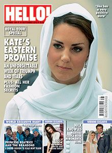 HELLO! Magazine is the top selling weekly magazine which has the best news, pictures & exclusives from the world of celebrity, royalty, entertainment, fashion, film and music.