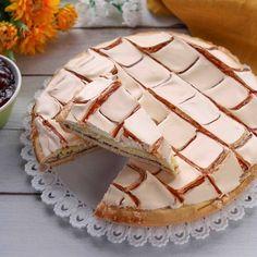Torte Cake, Romanian Food, Breakfast Dessert, Burritos, Food Illustrations, Afternoon Tea, Italian Recipes, Sweet Recipes, Biscotti
