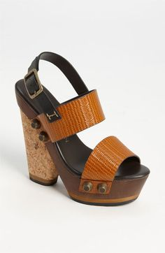 Blonde Ambition 'Nubia' Sandal available at Nordstrom wow
