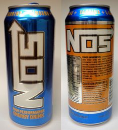 nos energy drink can - Google Search